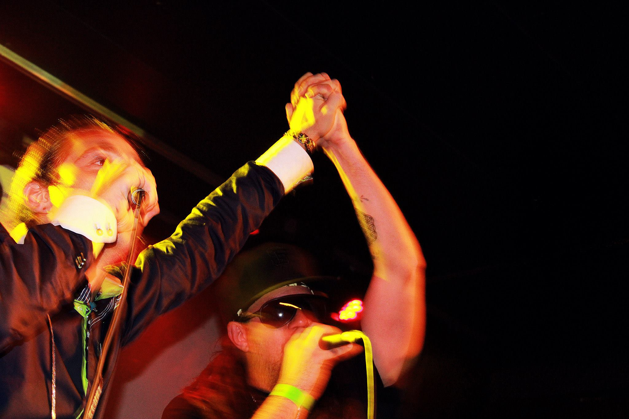 Charly B & Jah Sun live in Portugal / Porto