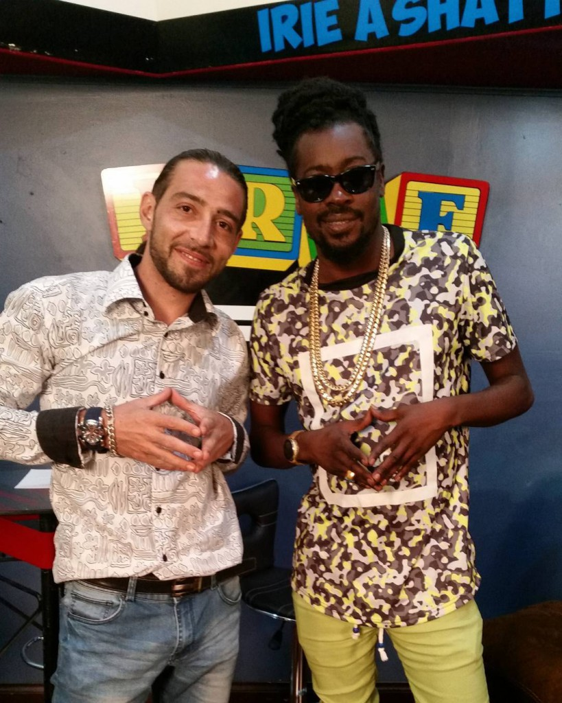 Charly B and Beenie Man