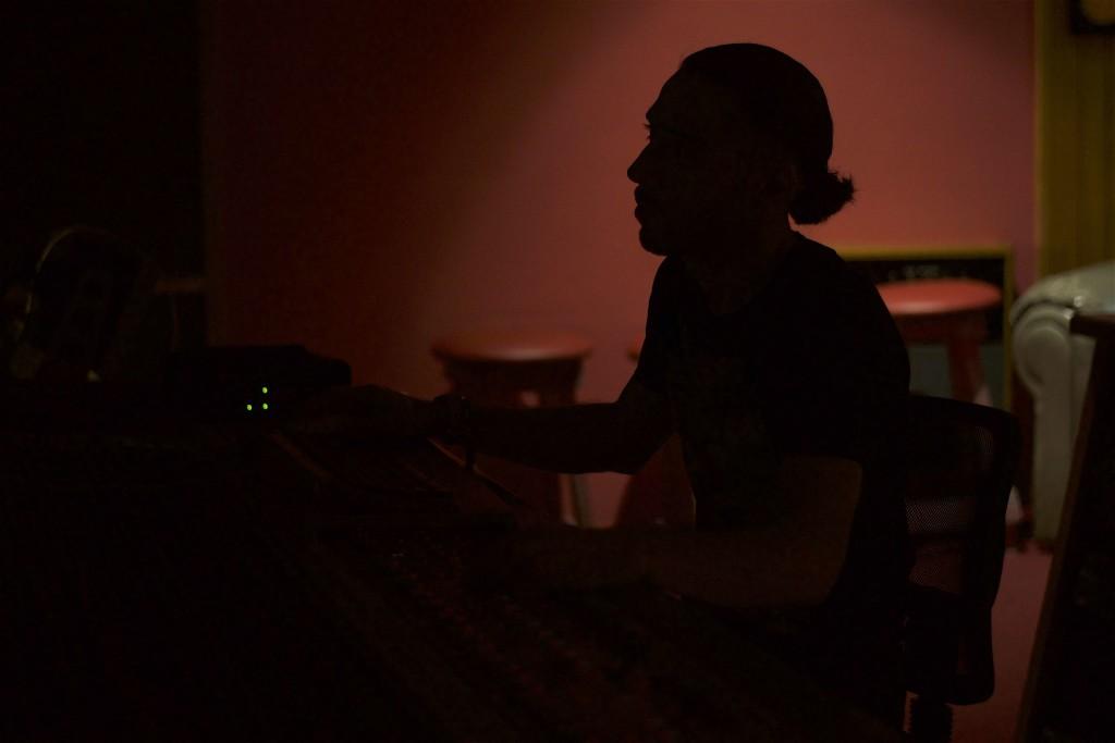 Charly B in Studio