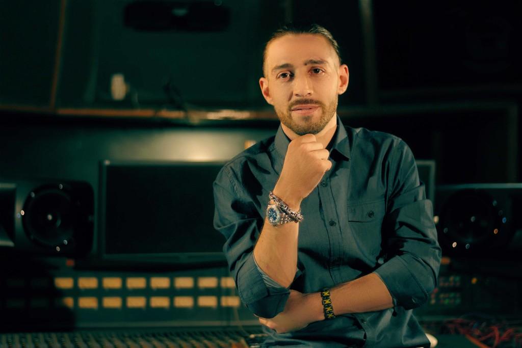 Charly B at Mixing Lab
