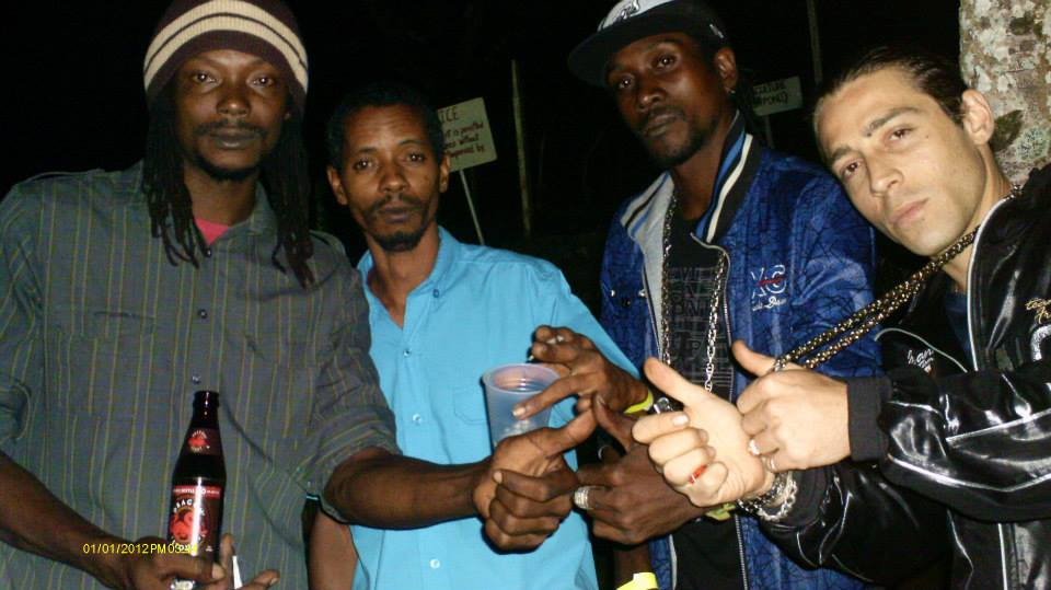 DJ Bless, Charly B & Portland crew