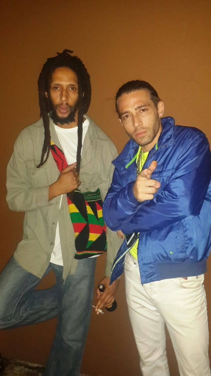 Julian Marley & Charly B