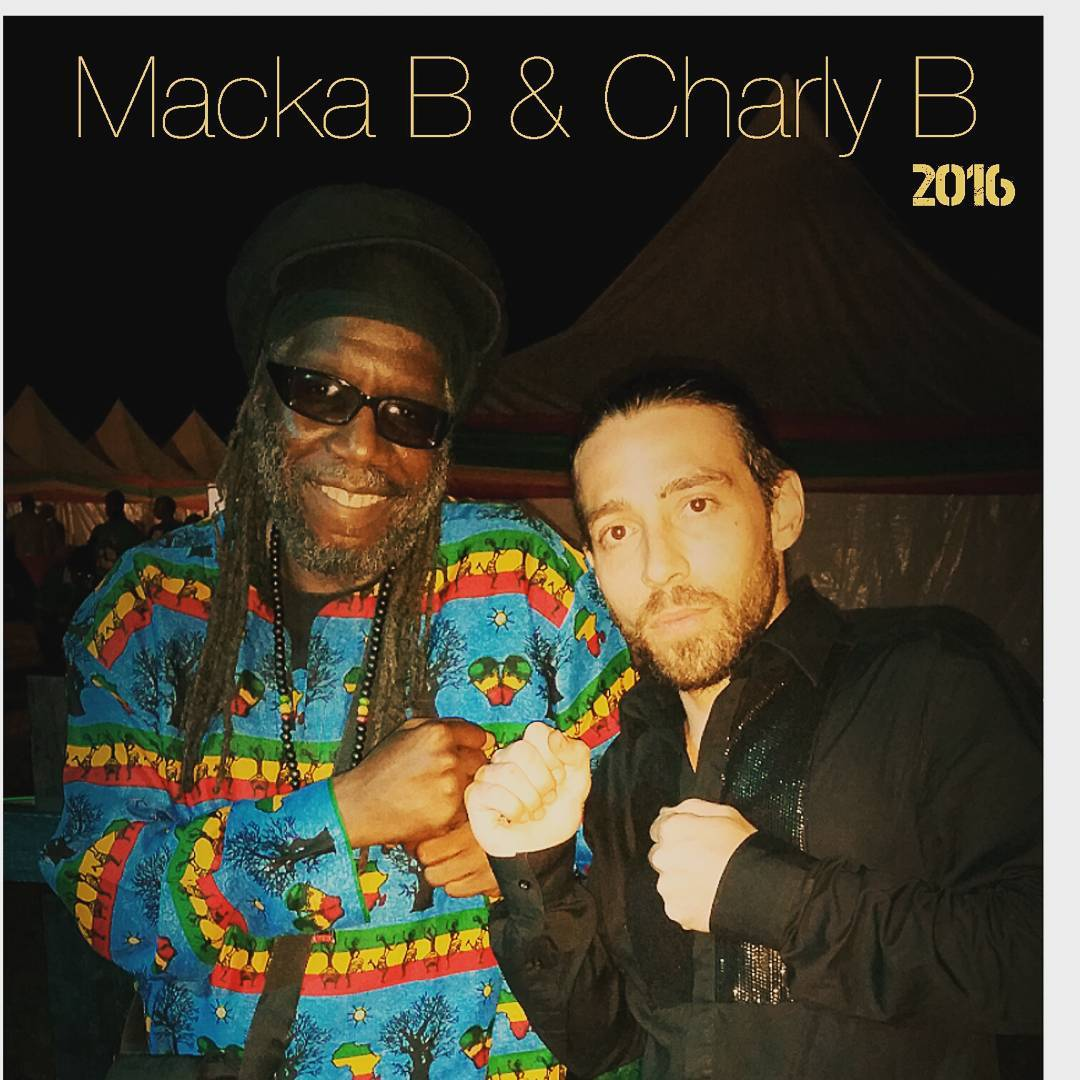 Macka B and Charly B