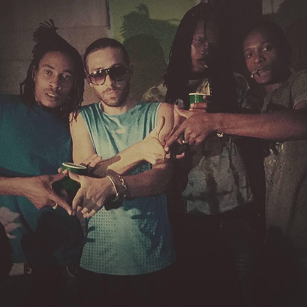 Ras Kano, Martin & Charly B